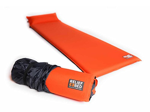 Relief Bed Self Inflating Sleeping Integrated product image