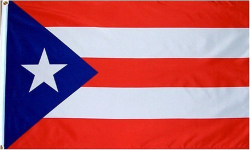 Puerto Rico Flag 3 x 5 ft NEW Puerto Rican 3x5 Banner