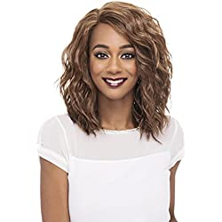 Vivica A Fox Hair Collection Finn - Natural Baby Lace Front Wig, New Futura Hair In Color, 1, 4.7 Ounce