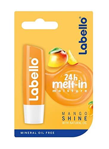 Labello Mango Shine Lip Balm 4,8 g
