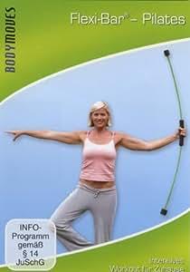 Bodymoves - Flexi-Bar-Pilates [Alemania] [DVD]