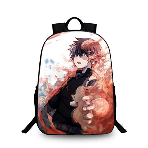 Cosstars D'école Dos À Cartable Academia My 8 Loisirs Hero De Anime Sac Étudiant Backpack Impression D'image rzrTx