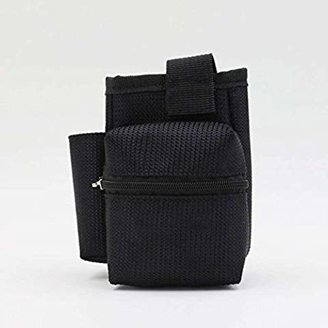 Rayley Multifunction Carrying Pouch Bag (Black) (Steel Vapor Mod)