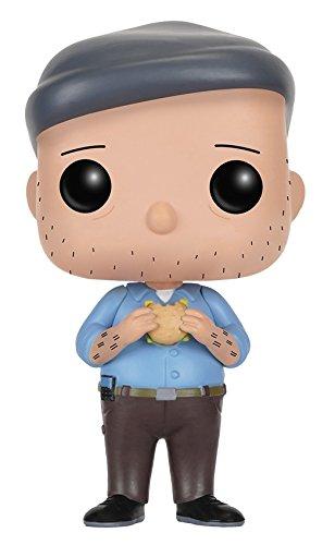 Funko POP Animation: Bob's Burgers - Teddy Action Figure (Burger Funko)