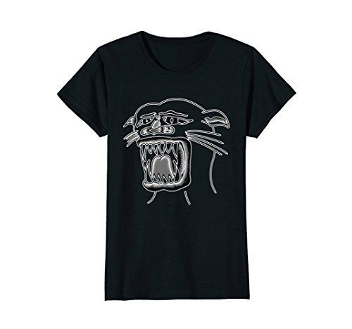 - Womens The Original Sucky Panther Tattoo Shirt! Medium Black