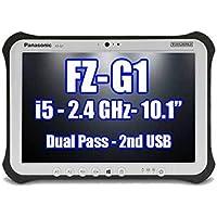 Panasonic Toughpad FZ-G1 FZ-G1P2117VM Intel Core i5-6300U 2.4GHz Dual Pass, 2nd USB, 256GB SSD, 8GB Ram, Windows 10 Pro