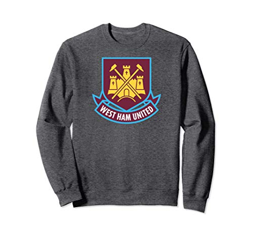 (West Ham United Color Castle Crewneck Sweatshirt)