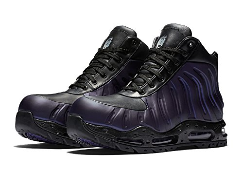 Nike Mens Air Max Foamdome Boots Varsity Purple/Black 843749-500 (9.5)