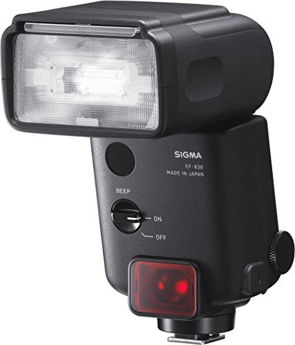 Sigma EF-630 Electronic Flash for Nikon Cameras (F50955)