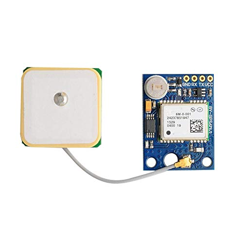 DIYmall 6M GPS Module with EEPROM for MWC/AeroQuad with Antenna for Arduino Flight Control Aircraft