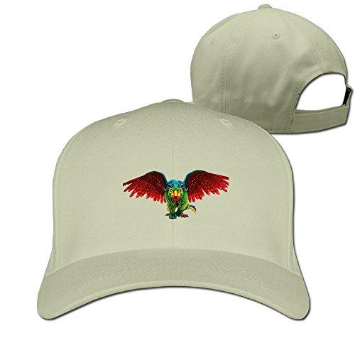 Fashion Unisex Pepita&Coco Baseball Hats 100% Cotton Adjustable Snapback Curved Hip Hop Caps 7 Colors]()