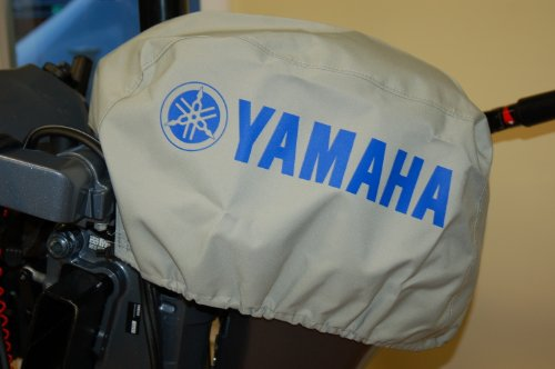 Basic Yamaha Outboard Motor Cover 6 ~ 25 F4 ~ F15, used for sale  Delivered anywhere in USA