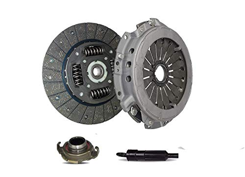 Clutch Kit works with Kia Spectra Spectra5 Ex Lx Sx Base Hatchback Sedan 4-Door 2004-2009 2.0L 1975CC l4 GAS DOHC Naturally Aspirated