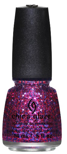 China Glaze Avant Garden Collection, Be Merry Be -