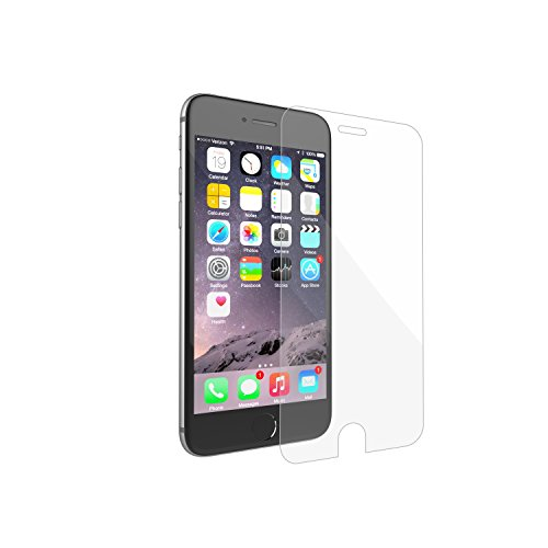 TAMO Shatterproof Glass Screen Protector with Nano-Slim Technology, iPhone 6 Plus/6s Plus by MOTA (Image #1)