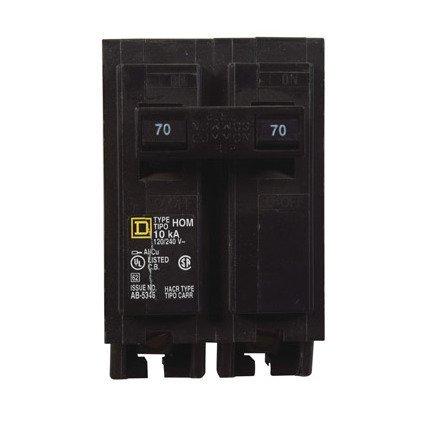 Homeline Circuit Breaker 70 Amp Bulk