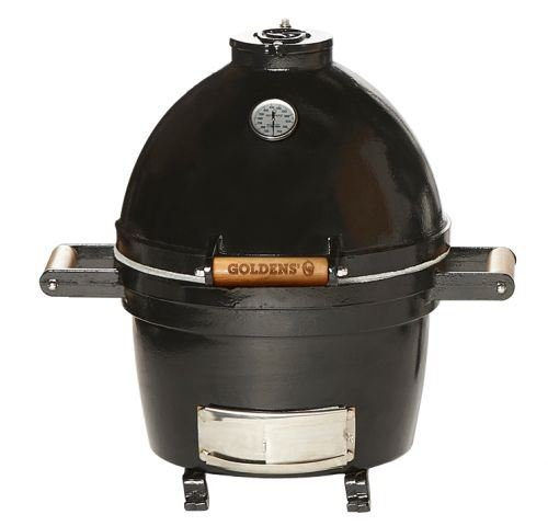 Golden's Cast Iron 13607 Mini Cooker & Base - 14''