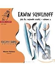 Schulhoff: Ensemble Works Vol.2