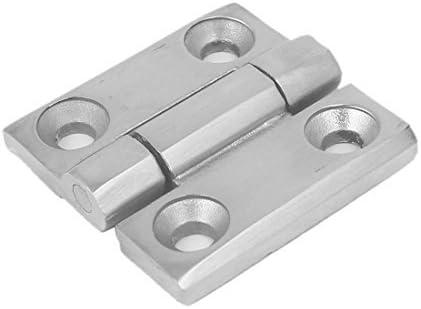 eDealMax 40mmx40mmx10mm 304 de acero inoxidable de la puerta ...