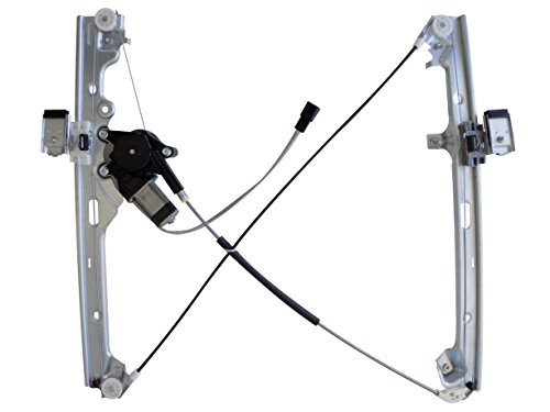 03 sierra window regulator - 4