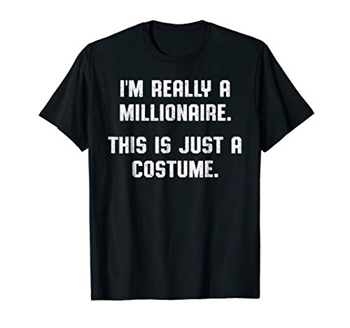 (Millionaire Costume Women Men Girls Boys - Halloween)