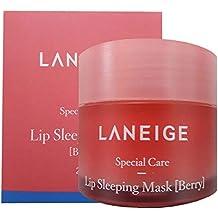 LANEIGE Lip Sleeping Mask ,Berry, Lip Treatment, 0.7 Qunce