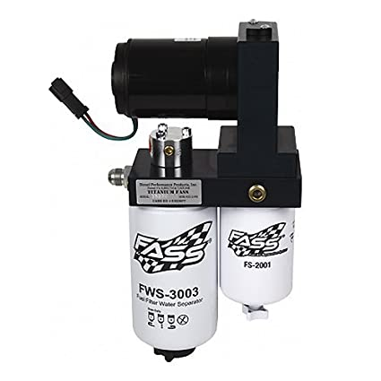 FASS (T C11 095G) Titanium Series Fuel Air Separation System, 95 gph