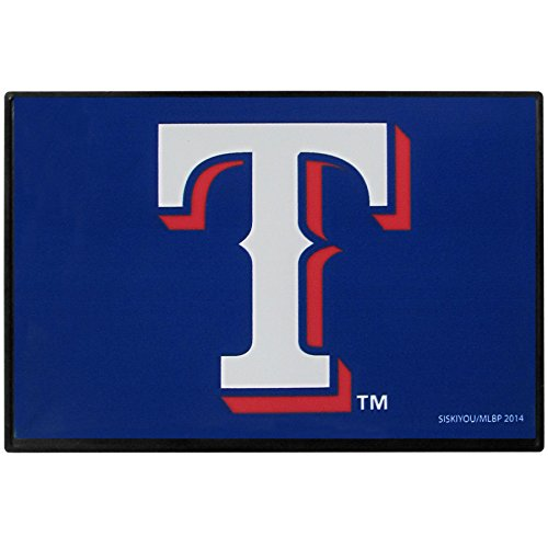 - Siskiyou MLB Texas Rangers Game Day Wiper Flag