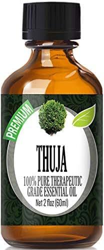 Thuja Essential Oil - 100% Pure Therapeutic Grade Thuja Oil - 60ml