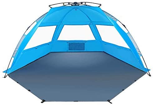 Popup Baby Tent Portable Easy Quick Pitch Camping Beach SunShade Shelter Anti-UV