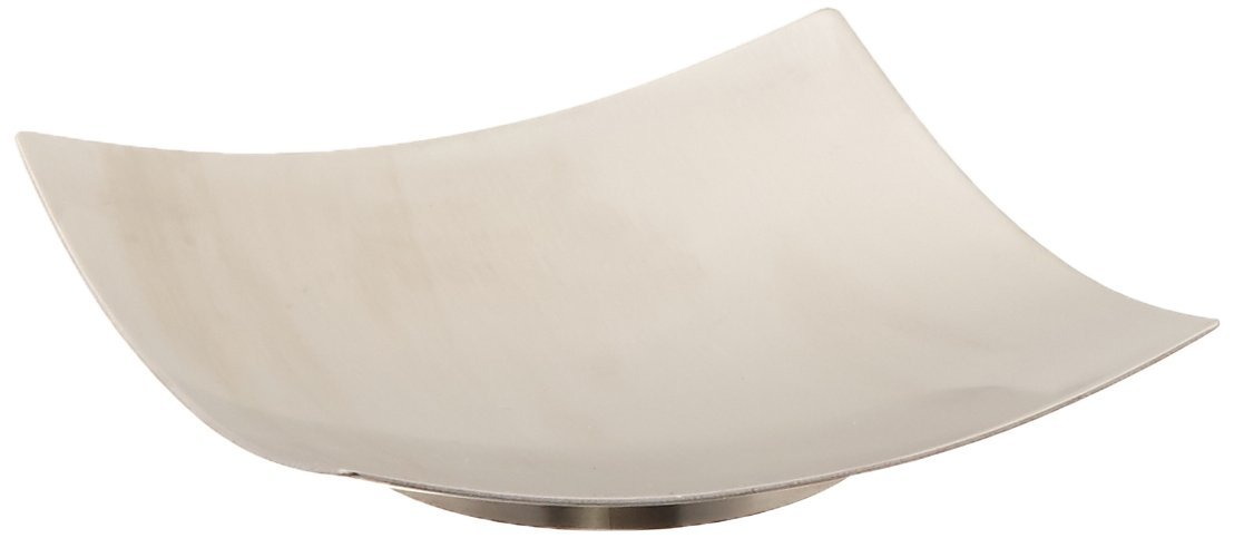 Zojila Calicut Spoon Rest, Brushed Stainless Steel