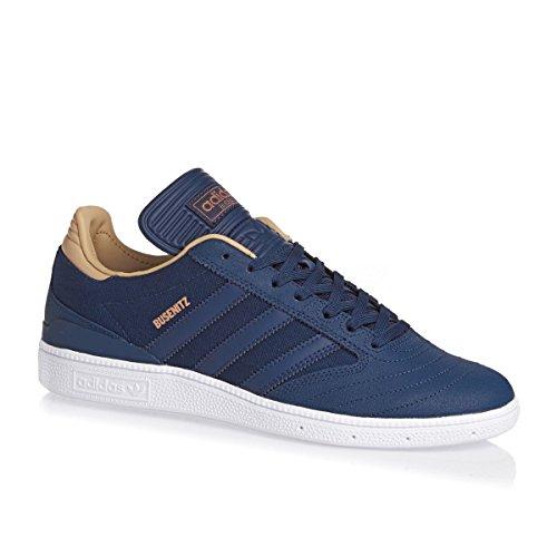 adidas BUSENITZ - Zapatillas deportivas para Hombre, Azul - (AZUMIS/FTWBLA/STCAPA) 40 2/3