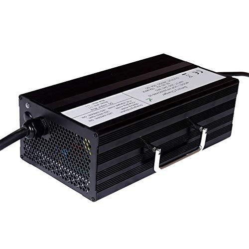 i-CHONY 24V60A 36V40A 48V30A 60V25A 72V20A 84V18A 120V10A 288V5A.2000W LiFepo4 Cargador de batería de Ion de Litio para...