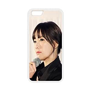 iPhone 6 4.7 Inch Cell Phone Case White Snsd Taeyeon Interview MusicSLI_822446