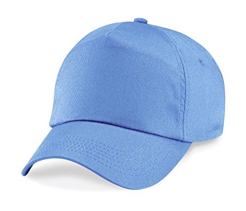 Cielo 5 Gorra Azul Original Beechfield 8qtxfw4