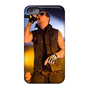SherriFakhry Iphone 6 Protector Cell-phone Hard Cover Allow Personal Design Vivid Good Charlotte Band Pattern [qis4439RYEP]