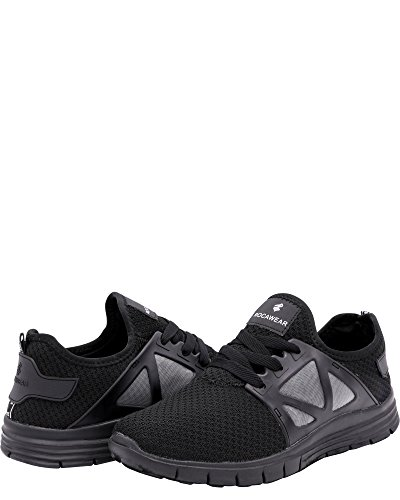 Rocawear Team 05 Fashion Sneaker, Zwart, 13
