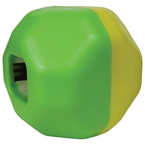 StarMark Treat Dispensing Puzzle Ball Dog Toy ()