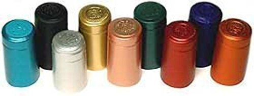 Heat-Shrinks-Capsules-Color-50-Size-Black