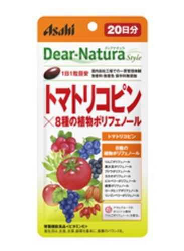 ディアナチュラスタイル トマトリコピン×8種の植物ポリフェノール 20粒×5個セット B01HPUOXIW