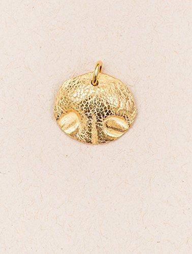 Vermeil Pendant - Custom gold vermeil pet nose pendant kit