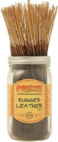 WILDBERRY 50 Incense 11'' Sticks – Rugged Leather