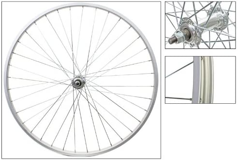WheelMaster Front Wheel 27x1-1/4 27in Road (ISO Diameter 630) Silver