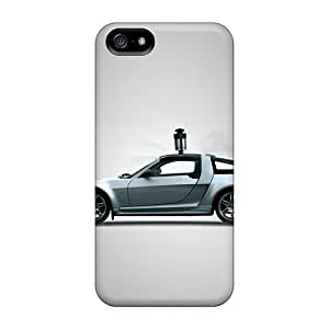 Hot Design Premium WRP8011Vzez Cases Covers Iphone 5/5s Protection Cases(future Car)