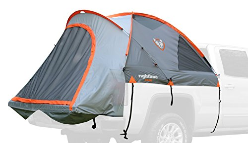 Tent Chevrolet - Rightline Gear 110766 5 Foot Mid Size Short Truck Tent (5') -Tall Bed