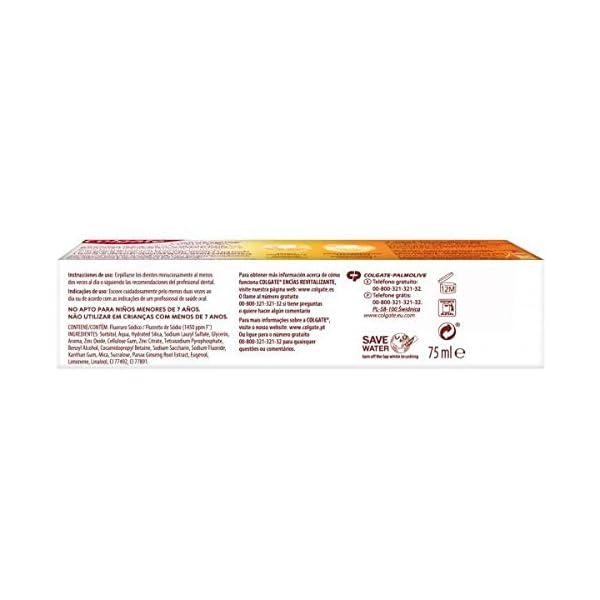 Colgate Encias Revitalizante, Pasta de Dientes - 75 ml 4