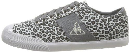 Leopard Lilas gris Le Mujer Gris Zapatillas Sportif Coq quiet Shade qvqwOt