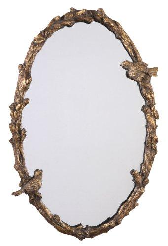 Uttermost 13575 22 34-Inch Paza Oval Mirror, -