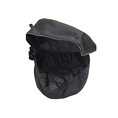 SARA NELL Black Girl Afro Girl African American Girl Angry School Backpacks Waterproof School Bags Durable Travel Camping Backpacks For Boys And Girls | Kids' Backpacks