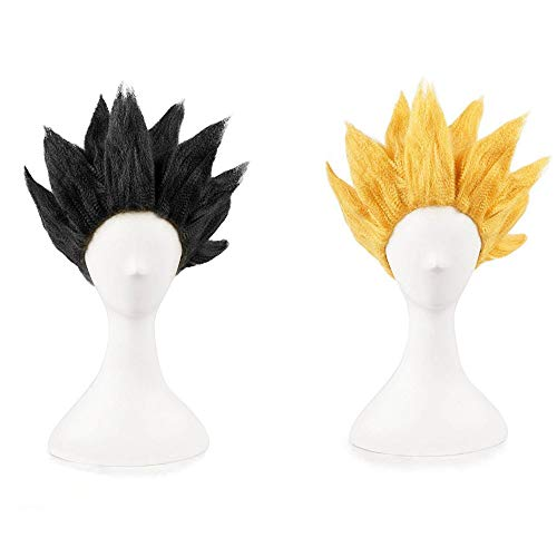 Men's Dragon Ball Goku Cosplay Wig